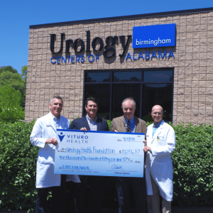 Urology Centers of Alabama and Vituro Health prostate cancer