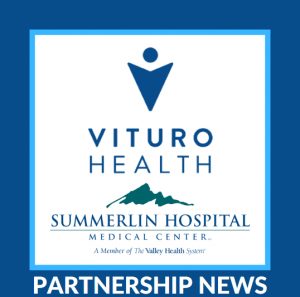 Summerlin Hospital Offering HIFU for Prostate Cancer with Vituro Health