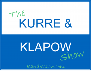 Kurre and Klapow Show logo Men's Health Month