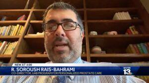 Dr. Soroush Rais-Bahrami on WTVM 13 | Vituro Health