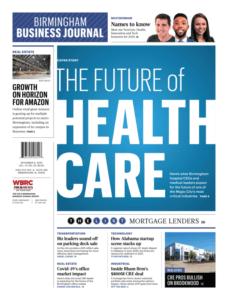 Birmingham Business Journal Nov 6 Issue | Vituro Health
